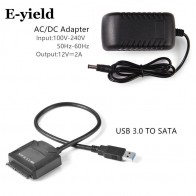 340.81 руб. 30% СКИДКА|Sata адаптер usb кабель 3,0 на Sata конвертер 2,5 3,5 дюйма Супер Скоростной жесткий диск для HDD SSD USB 3,0 на Sata кабель on Aliexpress.com | Alibaba Group