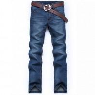 US $10.19 49% OFF|Four seasons Denim Long Pants Men Jeans Fashion Casual Cotton Jeans Men Mens Jeans Classic Retro Nostalgia Straight Denim Jeans-in Jeans from Men