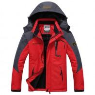 2012.72 руб. 23% СКИДКА|Зимняя парка мужские плюс бархатные теплые ветрозащитные пальто мужские военные куртки с капюшоном casaco masculino casacos мужская верхняя одежда пальто-in Парки from Мужская одежда on Aliexpress.com | Alibaba Group