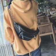572.44руб. 25% СКИДКА|XINGMING Новая Женская поясная Сумка Многофункциональная Женская поясная сумка модные кожаные сумки для телефона маленькая поясная сумка крутые поясные сумки для женщин-in Поясные сумки from Багаж и сумки on AliExpress - 11.11_Double 11_Singles