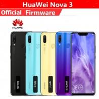 18054.21 руб. |Оригинальный мобильный телефон HuaWei Nova 3 4G LTE Kirin 970 Android 8,1 6,3