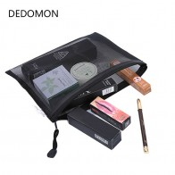 US $1.16 31% OFF|Casual Travel Cosmetic Bag Women Zipper Make Up Transparent Makeup Case Organizer Storage Pouch Toiletry Beauty Wash Kit Bags-in Cosmetic Bags & Cases from Luggage & Bags on Aliexpress.com | Alibaba Group