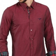 Мужская повседневная рубашка Tudors ME-HBV000003OS4R - Tudors Муж рубашки 3XL размер