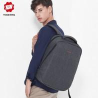 2251.7 руб. 45% СКИДКА|Tigernu мужской рюкзак для путешествий противоугонные Внешний USB порт зарядки для 14