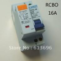 285.76 руб. 5% СКИДКА|TPNL DPNL 230 В 1 P + N выключатель остаточного тока с более чем и коротким ток утечки защиты RCBO MCB-in Автоматические выключатели from Товары для дома on Aliexpress.com | Alibaba Group