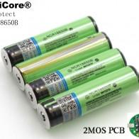 220.9 руб. 40% СКИДКА|2019 защищенный оригинальный 18650 NCR18650B 3400 mAh литий ионный аккумулятор с PCB 3,7 V для фонарика-in Подзаряжаемые батареи from Бытовая электроника on Aliexpress.com | Alibaba Group