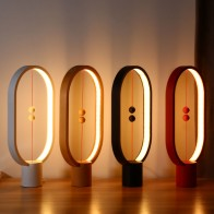 US $25.98 30% OFF|Heng Balance Lamp LED Night Light Indoor Decoration ABS Material Lovely Desk Light 48pcs LEDs Brightness Night Light USB-in Desk Lamps from Lights & Lighting on Aliexpress.com | Alibaba Group
