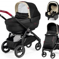 Коляска 3 в 1 Peg Perego Book 51S 500 Elite Modular - Коляски 3 в 1
