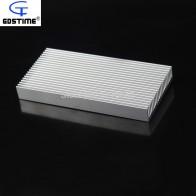662.04 руб. 20% СКИДКА|5 кулер gdstime алюминиевый радиатор теплоотвод 100 мм x 48 мм x 11 мм-in Вентиляторы и охлаждение from Компьютер и офис on Aliexpress.com | Alibaba Group