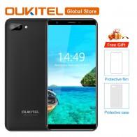 "3406.84 руб. |Oukitel C11 5,5 ""HD 18:9 Android 8,1 1 GB Оперативная память 8 GB Встроенная память смартфона MTK6580A 4 ядра 5MP + 2MP/2MP 3400 mAh 3g мобильного телефона купить на AliExpress"