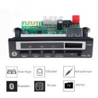Bluetooth 5,0 MP3 плеер Музыкальный беспроводной приемник аудио декодер плата USB TF FM Радио MP3 модуль декодирование для автомобиля аксессуары DIY