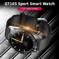 US $20.1 72% OFF|Letike GT105 Smart Watch Men Waterproof Health monitoring & Multi Sports Mode & sleeping tracker Wrisatband  fitness tracker-in Smart Watches from Consumer Electronics on AliExpress - 11.11_Double 11_Singles