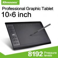 2514.75 руб. |10moons 10 дюймов 8192 уровней Цифровые планшеты рисунок Планшеты подпись ручка Планшеты профессиональный графический Планшеты купить на AliExpress
