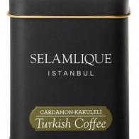 Турецкий кофе с кардамоном Selamlique 125 гр. - Необычный кофе из Турции