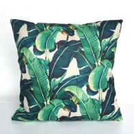 Чехол для подушки на дерево, декоративные подушки, Декоративные Чехлы из льна и хлопка для дивана, джунглей, Парижа, цветов, тропического дек... - Красивые подушки