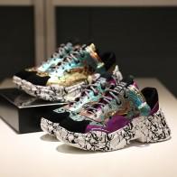 4569.49 руб. 50% СКИДКА|RY RELAA; женские кроссовки; коллекция 2018 года; женская обувь; кожаная обувь на платформе; кожаная обувь; новая обувь на плоской подошве; сезон весна лето; Новинка-in Женская вулканизированная обувь from Туфли on Aliexpress.com | Alibaba Group