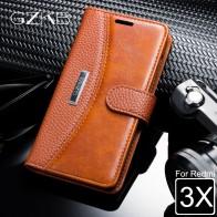 653.49 руб. |Для Xiaomi Redmi 3x случае Redmi 3x крышка gzkb роскошные кожаные Бизнес Флип Бумажник Накладка для Xiaomi Redmi 3x телефон сумки Чехол 5.0