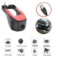 2018 Новый adas USB автомобильный dvr Камера вождения регистраторы HD 720P видео регистраторы для Android 6,0 4,4 7,1 DVD gps плеер камера видеорегистратор купить на AliExpress