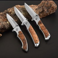 424.39 руб. |[Маленькая модель] Портативный тактический складной нож цвет деревянной ручкой деревянное лезвие кемпинг выживания карманные ножи Открытый-in Ножи from Орудия on Aliexpress.com | Alibaba Group