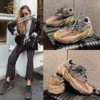 2665.27 руб. 51% СКИДКА|RY RELAA; женская обувь; кроссовки; высокие кроссовки; женская обувь на танкетке; Модные женские кроссовки; 2018 ins; обувь на плоской подошве-in Женская вулканизированная обувь from Туфли on Aliexpress.com | Alibaba Group