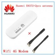 2413.77 руб. |Разблокированный huawei E8372 (плюс пара антенны) LTE USB Wingle LTE Универсальный 4G USB wifi модем автомобильный wifi E8372h 608 E8372h 153-in Модемы from Компьютер и офис on Aliexpress.com | Alibaba Group