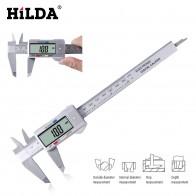 US $2.97 43% OFF HILDA 150mm Vernier Caliper digital Electronic Digital Caliper LCD Micrometer Measuring Tool 6 Inch-in Calipers from Tools on Aliexpress.com   Alibaba Group