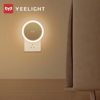 544.53 руб. |Xiaomi mijia Yeelight Индукционная ночь умный свет с умным huaman boday светодио дный светодиодные лампы кровать огни для Спальня Коридор купить на AliExpress
