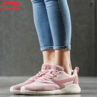 Li-Ning Women LN HUMBLE Lifestyle Shoes Breathable LiNing li ning Sport Shoes Comfort Light Weight Sneakers AGCN068 YXB131