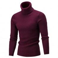644.33 руб. 42% СКИДКА|LAAMEI 2018 новый осенне зимний мужской свитер Мужская водолазка сплошной цвет повседневные мужские свитера тонкий бренд трикотажные пуловеры-in Пуловеры from Мужская одежда on Aliexpress.com | Alibaba Group