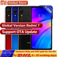 US $121.88 |In Stock ! Global version Xiaomi Redmi 7 3GB 32GB Snapdragon 632 Smartphone Octa Core 4000mAh 6.26