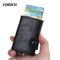 US $8.99 35% OFF|Fashion Slim Credit Card Holder Wallet Aluminium Men and Women Metal Wallet for Cards Business Card Package RFID Protector 537-in Card & ID Holders from Luggage & Bags on Aliexpress.com | Alibaba Group