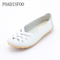 R$ 33.43 29% de desconto|Mulher sapatos sapatos de Couro Genuíno Apartamentos sapatos Unidade LTARTA Oco oco verão tendão de couro sapatos da moda plana. CQY 1199-in Sap. Vulcaniz. Fem. from Sapatos on Aliexpress.com | Alibaba Group