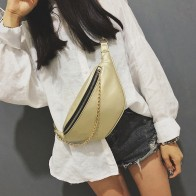 282.55 руб. 27% СКИДКА|Модная нейтральная Спортивная кожаная пляжная сумка на молнии с цепочкой, сумка через плечо, сумка на грудь, роскошные сумки для женщин, Bolsa Feminina HW-in Поясные сумки from Багаж и сумки on Aliexpress.com | Alibaba Group