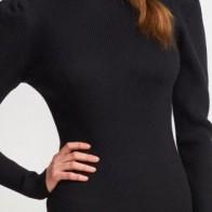 Женское платье Dilvin ME-101A02565_Siyah - платье на новый год