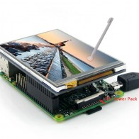 US $10.88 25% OFF|SIV Brand New 3.5 inch TFT LCD 320*480 Touch Screen Display Module for Raspberry Pi 2 B+ B-in Replacement Parts & Accessories from Consumer Electronics on Aliexpress.com | Alibaba Group