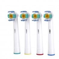 162.83 руб. |4 шт. сменные насадки для щёток для Oral B электрическая зубная щетка до мощности/Pro health/Triumph/3D Excel/чистая точность vitality-in Замена головки зубной щетки from Техника для дома on Aliexpress.com | Alibaba Group