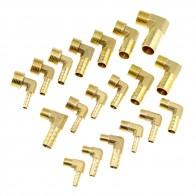 59.53 руб. |Латунь штуцер для шланга локоть 6 мм 8 мм 10 мм 12 мм 16 мм до 1/4 1/8 1/2 3/8