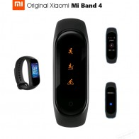 US $27.64 5% OFF|Original Xiaomi Mi Band 4 Smart Bluetooth 5.0 Wristband Fitness Bracelet AMOLED Color Touch Screen Music AI Heart Rate-in Smart Wristbands from Consumer Electronics on Aliexpress.com | Alibaba Group