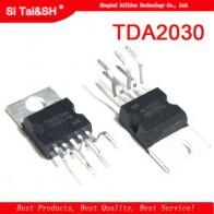 Линейный аудио усилитель TDA2030, 1 шт., TO220-5 TDA2030A TO-220, с защитой от коротких и тепловых замыканий - Электроника