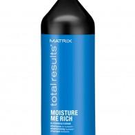 Шампунь Total Results MOISTURE ME RICH для увлажнения волос, 1000 мл, MATRIX