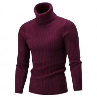 682.87 руб. 41% СКИДКА|LAAMEI 2018 Новый осень зима Для мужчин свитер Для мужчин водолазка одноцветное Цвет свитер для повседневной носки Для мужчин Slim Fit брендовые трикотажные пуловеры купить на AliExpress