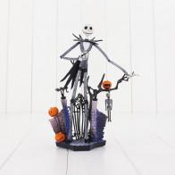 1275.42 руб. 25% СКИДКА|18 см SCI FI REVOLTECH Jack 005 фигурка Джек Скеллингтон с тыквой кошмар перед Рождественская модель куклы-in Трансформеры и игрушки from Игрушки и хобби on Aliexpress.com | Alibaba Group