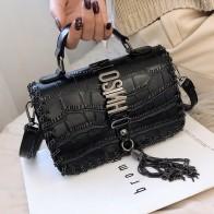 1177.76руб. 49% СКИДКА|Бренд Луи, модная женская сумка с кисточками, кожаные сумки, сумка на плечо, маленькие сумки через плечо с клапаном для женщин, 2019, сумки мессенджеры, кошелек-in Сумки с ручками from Багаж и сумки on AliExpress