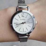 194.6 руб. 24% СКИДКА|Нежные женские часы ультратонкие из нержавеющей стали сетчатый Ремешок Модные Кварцевые женские наручные часы подарок PT-in Женские часы from Ручные часы on Aliexpress.com | Alibaba Group