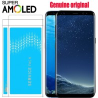 US $104.24 43% OFF|100% ORIGINAL SUPER AMOLED S8 LCD with frame for SAMSUNG Galaxy S8 G950 G950F Display S8 Plus G955 G955F Touch Screen Digitizer-in Mobile Phone LCD Screens from Cellphones & Telecommunications on Aliexpress.com | Alibaba Group