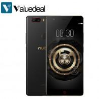 Глобальный Нубия Z17 Lite Android 7,1 5,5 дюймов 4G LTE смартфон 6 ГБ 6 4G B 13.0MP двойной сзади Камера Snapdragon 653 Octa Core Телефон купить на AliExpress