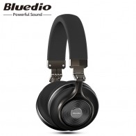 Original Bluedio T3 wireless stereo headphones portable bluetooth headset with microphone for Iphone Samsung Xiaomi phone music