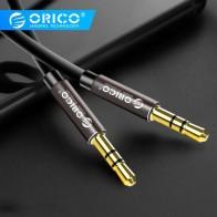 122.33 руб. 25% СКИДКА|ORICO аудио Aux кабель 3,5 мм разъем Aux кабель для телефона Автомобильная гарнитура Xiaomi huawei samsung on Aliexpress.com | Alibaba Group