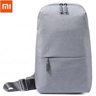 1178.76 руб. 5% СКИДКА|Аутентичный Xiaomi туристический рюкзак для бизнеса 4L сумка на грудь для мужчин и женщин слинг из полиэстра сумка для отдыха спорт ноутбук-in Сумки from Бытовая электроника on Aliexpress.com | Alibaba Group