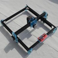16W Laser Engraving Machine Can Engrave Metal Powerful DIY Metal Printer Engraver 220x250mm